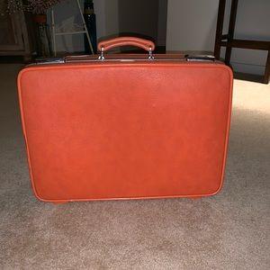 Handbags - Vintage Suitcase!